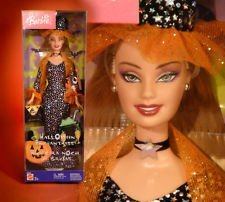 Barbie Halloween Enchantress Doll]()