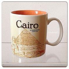 Starbucks Global Icon Series Cairo Egypt 16 Oz