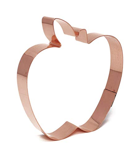 Apple Cookie Cutter by The Fussy Pup (large)