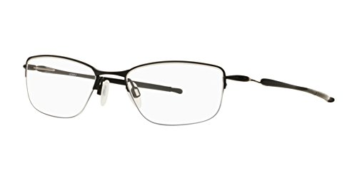 Oakley Rx Titanium Eyeglasses  - Lizard OX5120-0354 - Satin Black