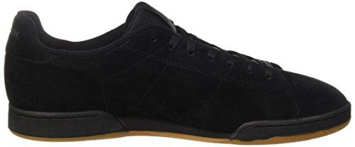 Reebok Npc Ii Tg, Zapatillas de Gimnasia para Hombre Negro (Black-gum)