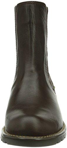 Clarks Orinoco Club - Burgundy Leather
