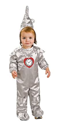 Wizard of Oz Toddler Tinman Costume