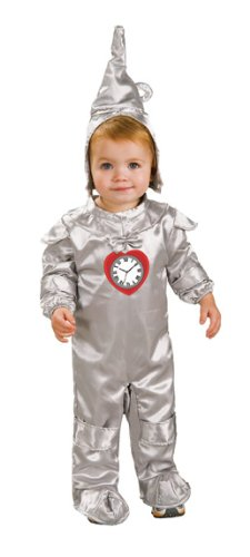 Wizard of Oz Toddler Tinman Costume -