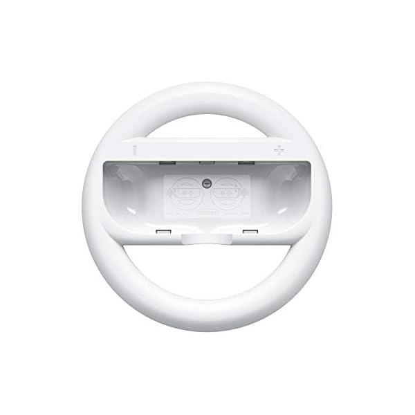 Nintendo Joy-Con Wheel (Set of 2) - White - Switch 4