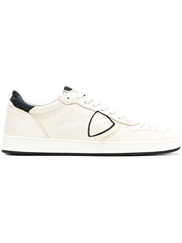 Philippe Model - Zapatillas para hombre blanco Weiß IT - Marke Größe