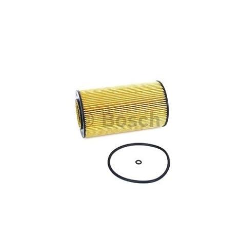 Amazon.com: Filtro de aceite BOSCH inserto para Mercedes G E ...