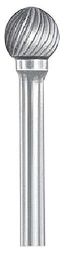 SGS Tool Company 22775 SD-41M Carbide Bur 2.5mm Diameter 3mm Shank Diameter