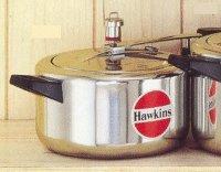 Hawkins HA4L Classic Aluminum Pressure Cooker, 4-Liter