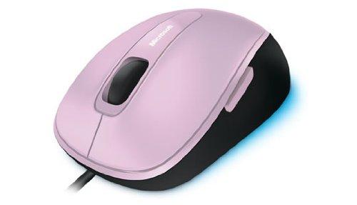 Microsoft Comfort Mouse 4500 Strawberry