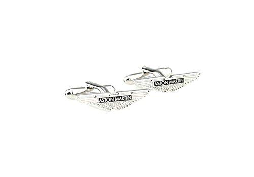 J&C Aston Martin Logo Auto Cufflinks
