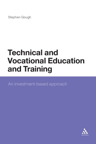 Technical and Vocational Education and Training: An investment-based approach
