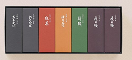 Toraya Youkan Anko Japanese Toraditional sweets 7pice by Toraya