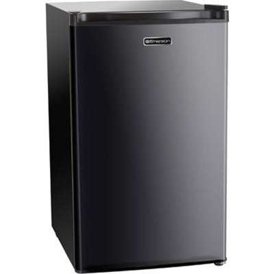 3.1CF Compact Refrigerator Blk