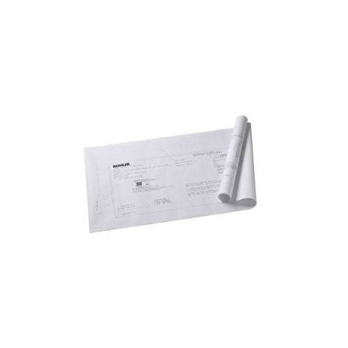 KOHLER K-531-NA Underscore Undermount Installation Kit for Use with Underscore Baths, Whirlpools, and Bubble massage Baths by Kohler
