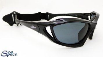 SeaSpecs Extreme Sports Sunglasses Stealth - Sunglasses Extreme Sports
