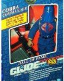 "G I JOE COBRA COMMANDER- 12"" Figure Hall of Fame 1991 for sale  Delivered anywhere in USA"