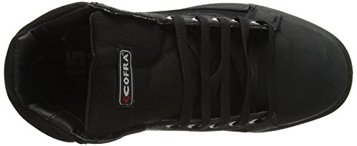 Cofra Scarpe Antinfortunistiche Forward S3 Nero/Arancione