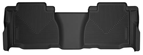 Husky Liners 2nd Seat Floor Liner Fits 07-13 Tundra CrewMax/Double Cab