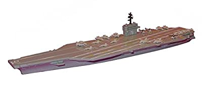 USS Ronald Reagan CVN-76 Aircraft Carrier - 1:1200 Diecast Model by Triang Minic