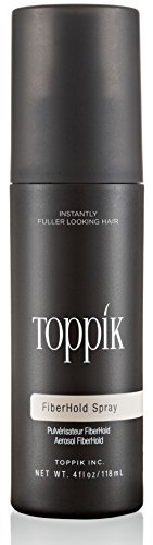 Toppik Fiber Hold Spray, 4 oz