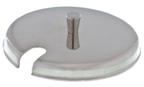Update International (CJ-7SST) Stainless Steel Condiment Jar Covers [Set of 12]