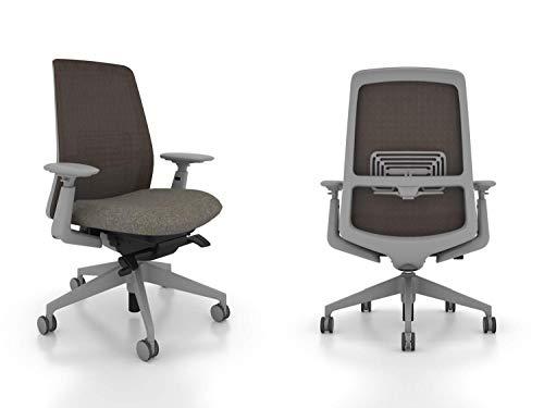 (Soji Desk Chair (Clay))