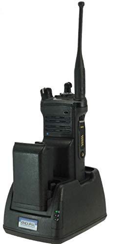 (Endura Multi-Chemistry 2-Bay Radio Battery Charger, Fits: Harris: P5400 Series / P5300 / P5350 / P5370 / P5450 / P5470 / P5500 / P5550 / P5570 / P7300 / P7350 / P7370 / XG-25P / XG-75P)