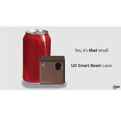 Uo Smart Beam Laser Ces Awarded Portable Mini Projector