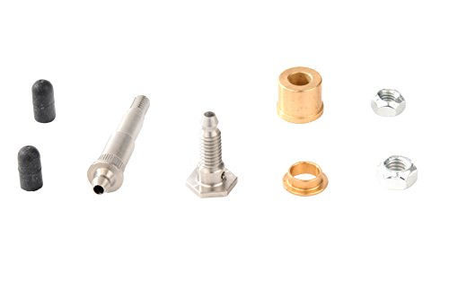 Genuine GM Parts 19260063 Door Hinge Pin Kit with Roller Pin, Check Pin, Roller, Bushing, Caps, and Nuts