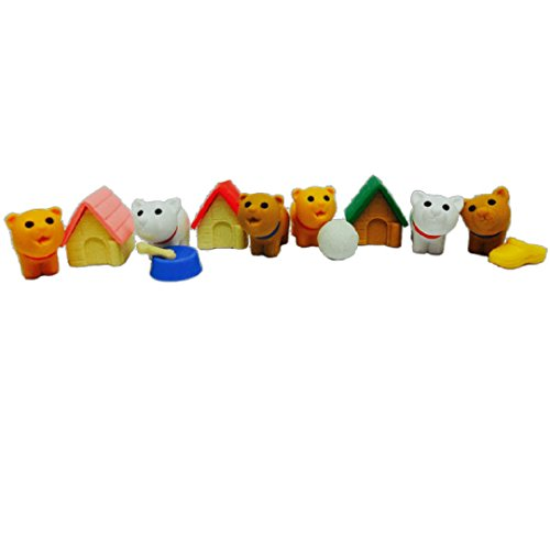 Iwako Small Puppy Japanese Erasers product image