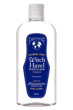 Earthwise Pure Witch Hazel Distillate, 250 g