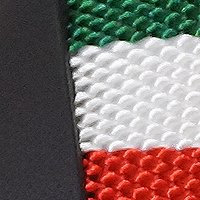 BRADOR(ブラドール)レザーサンダル本革イタリア製ITALIA-NERO:40(25~25.5cm)