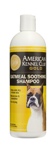 AKC GOLD OATMEAL SOOTHING SHAMPOO 16 oz., My Pet Supplies
