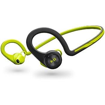 Plantronics BackBeat Fit Wireless Headphones - Retail Packaging - Green