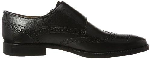 Melvin&Hamilton Martin 2 - Zapatos Derby Hombre Schwarz (Venice Black, hRS)