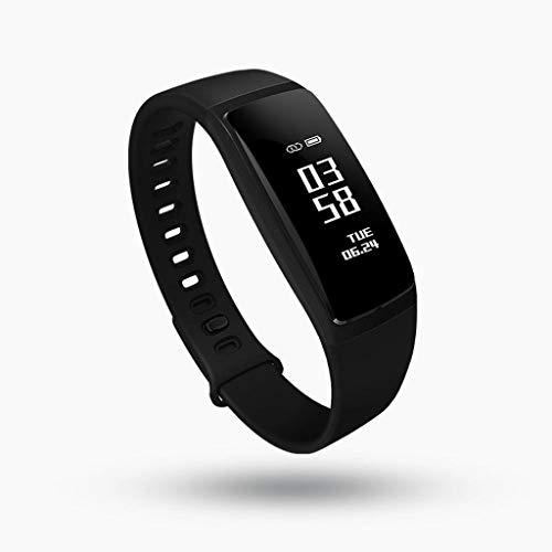 Fitness Tracker Hr, Calorie Counter Waterdicht Smart Horloge Met Hartslag Bloeddruk Stappenteller Voor Kinderen Vrouwen…