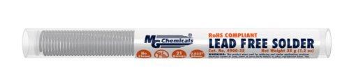 mg-chemicals-4900-sac305-963-tin-07-copper-3-silver-no-clean-lead-free-solder-0032-diameter-06-oz-po