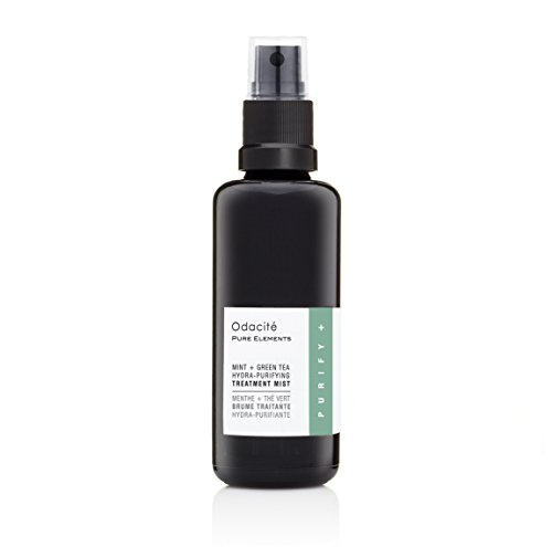 (Odacité Mint + Green Tea Hydra-Purifying Treatment Mist, 1.69 fl.)