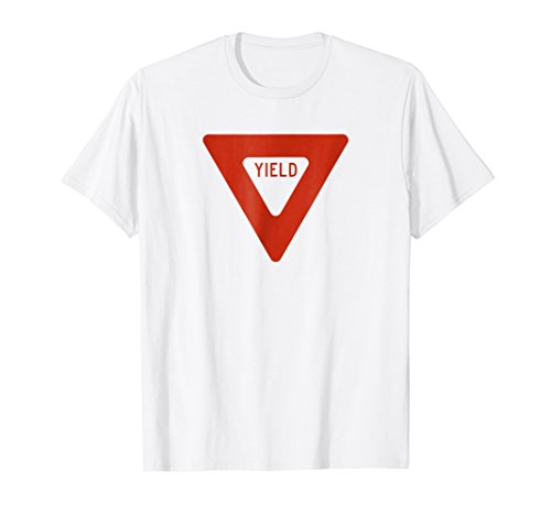 Yield Roadside Sign T-shirt -