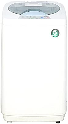 Haier 5.8 kg Fully Automatic Top Loading Washing Machine  HWM58 020, White