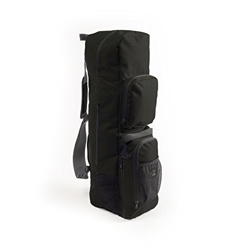 MatPak Yoga Bag, Pockets for Yoga Block and Gear