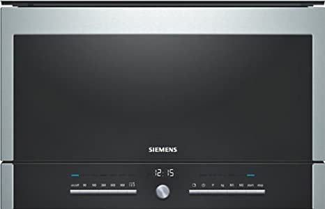 Siemens HF25M5R2, 1220 W, 230 V, 10 A, Negro, Plata, 595 x 320 x ...