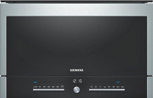 Siemens HF25M5L2, 1220 W, 230 V, 10 A, Plata/Negro, 595 x 320 x ...