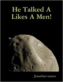Book He Talked A Likes A Men!