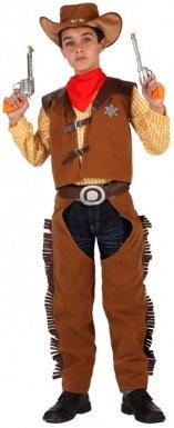 Desconocido Disfraz de vaquero para niño: Amazon.es: Juguetes y ...
