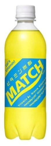 Otsuka Foods MATCH match (500 ml PETX24 pieces) 2 Case by Match