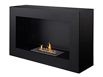 Ignis Spectrum Freestanding Ventless Ethanol Fireplace