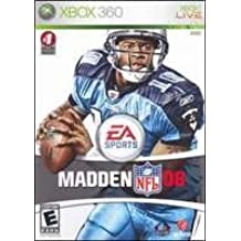 New Electronic Arts Sdvg Madden Nfl 08 Product Type Xbox 360 Configuration J Video Game Genre Sports