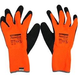 Thermo Handschuhe Towa Power Grap Gr. XL Gr. 10, hervorragender Kälteschutz, sehr hoher Tragekomfort